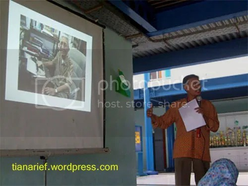 Mengajar di Al Kausar