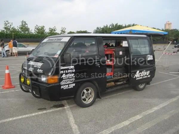 Bridgestone Van
