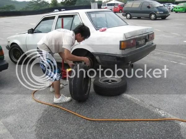 Hardworking drifter