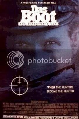 Das Boot Directors Cut Movie Poster