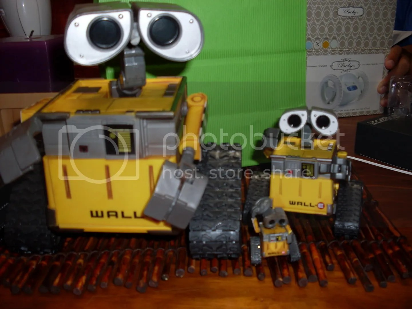 Wall-e Gifts XD