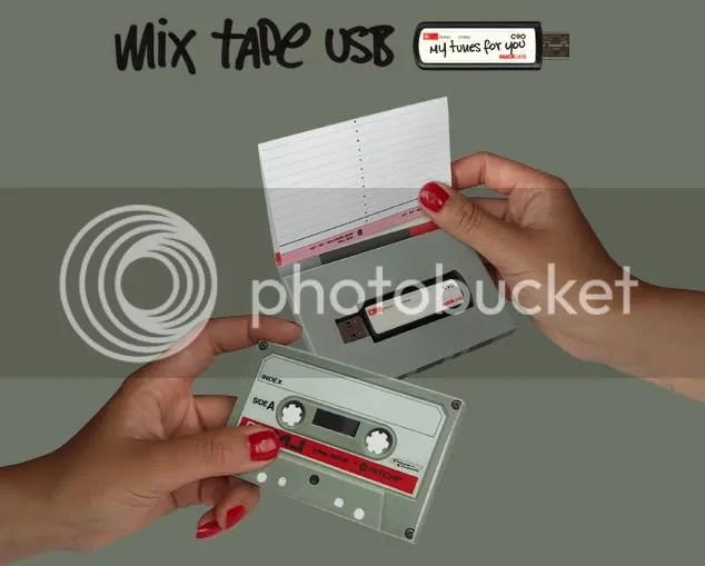 Mixtape USB
