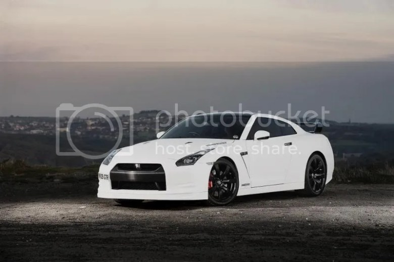 Matte White, Matte Black and Chrome GTR's - GT-R Register - Nissan Skyline and GT-R Drivers Club ...
