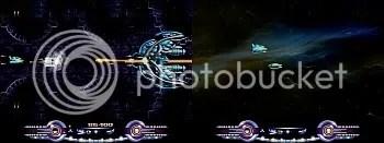 Armalyte PC - Beautiful backgrounds & big bosses