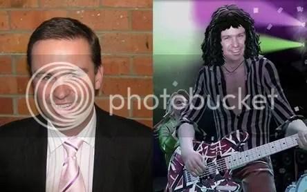 Politician by Day, Rockstar after Dark - Photoshop by Gabe
