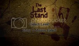 Screenshot: Last Stand