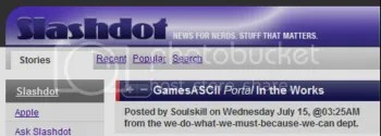 ASCIIpOrtal Launch-day interview – part 2 (3/6)