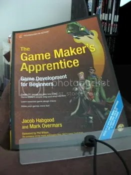 The Game Makers Apprentice... great book.