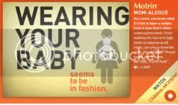 Cute joke, or vile slander against motherhood?