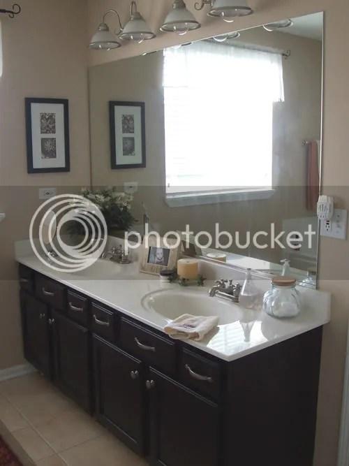 Bathroom Cabinets Black Bean Or Choc