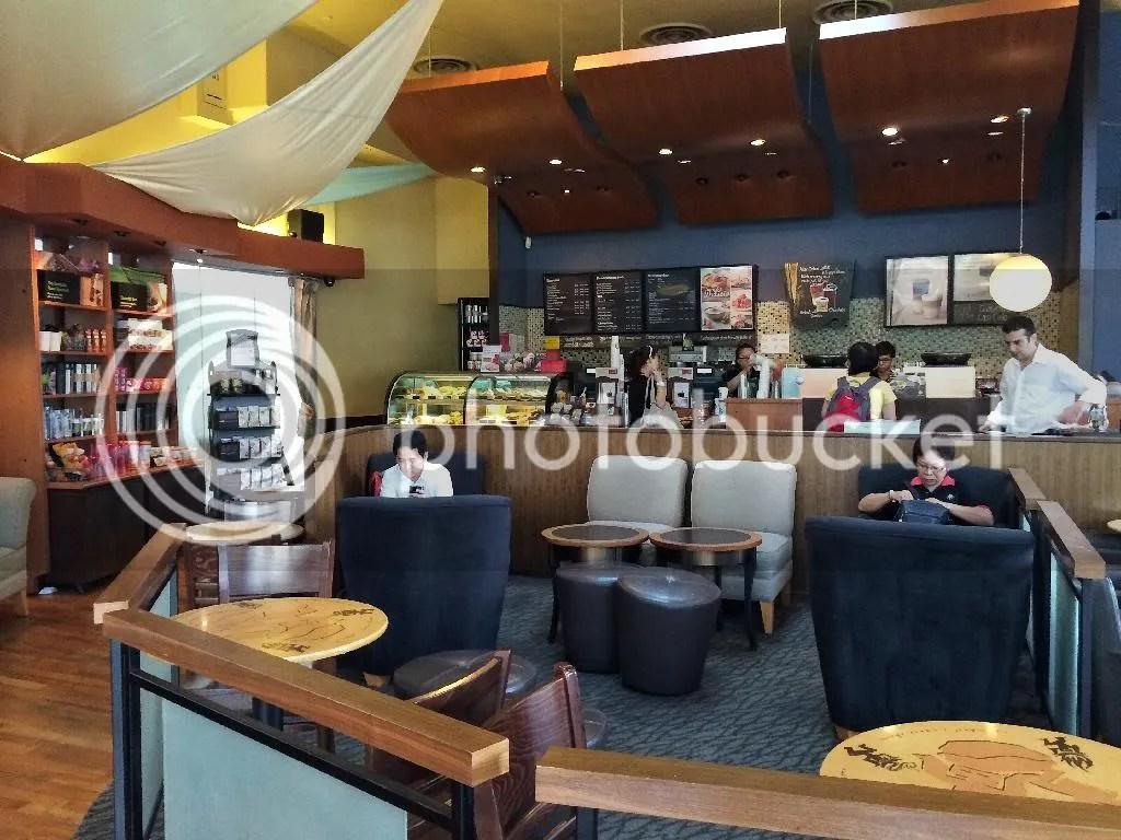 Starbucks Singapore Tampines Mall
