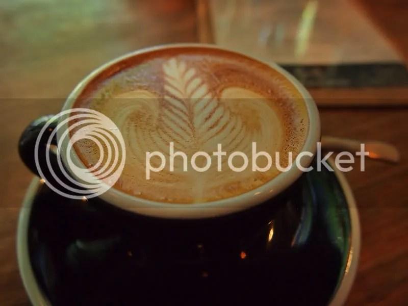 Brother Baba Buddan @ Melbourne Coffee Latte