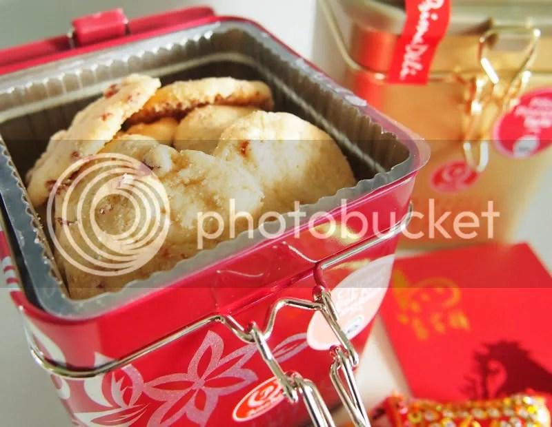 PrimaDeli Chicken Bak Kwa Cookie