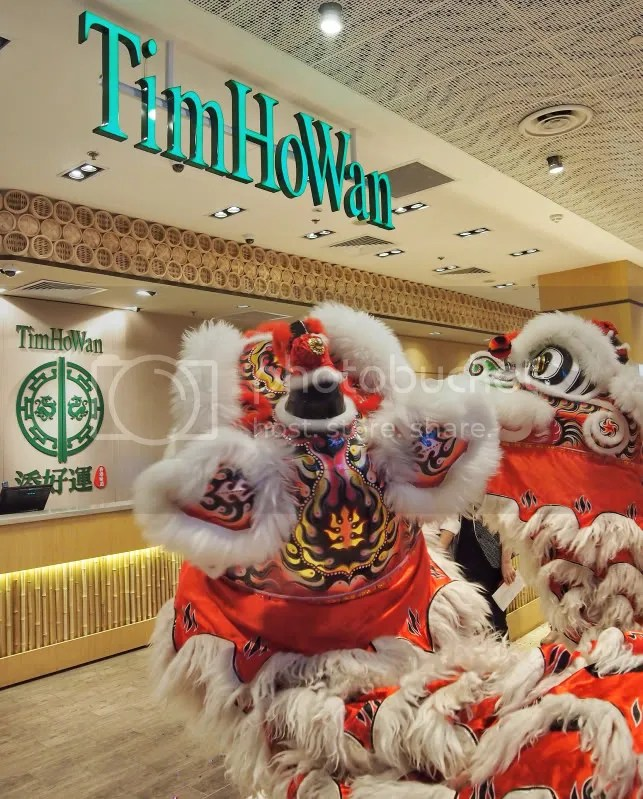 Tim Ho Wan Grand Opening Bedok Mall