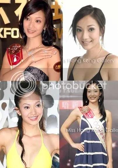 Miss Hong Kong 2007 Review (4/6)