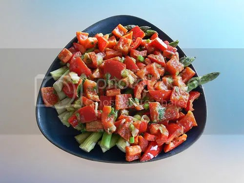 Vegetable dish by Larsz