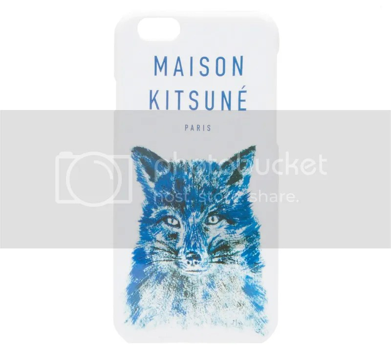 photo Maison Kitsune Fox Brush iPhone 6 Case.jpg