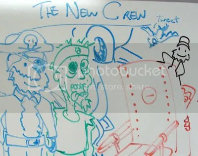 The Whiteboard introduces itself