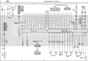 9296 radio diagrams & wiring  one more time!  ClubLexus  Lexus Forum Discussion