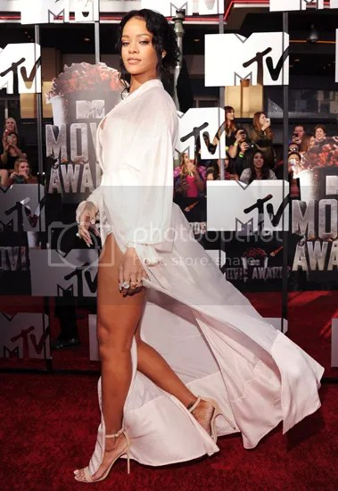 Rihanna MTV Movie Awards 2014