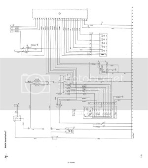 Motronic 745i Information wiring diagrams, pinouts, etc