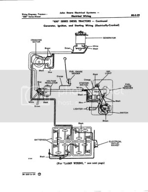 WIRING DIAGRAM FOR A 3910 FORD TRACTOR  Auto Electrical Wiring Diagram
