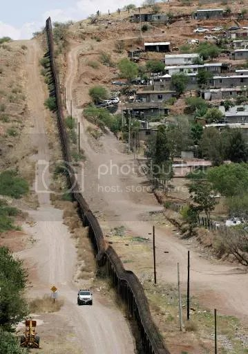 The Mexican Border