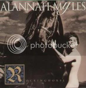 Rockinghorse is het 2de album van Alannah Myles en komt uit 1992