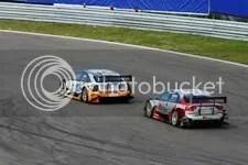 Marcel Fxe4ssler voor Tom Kristensen, Audi S, race