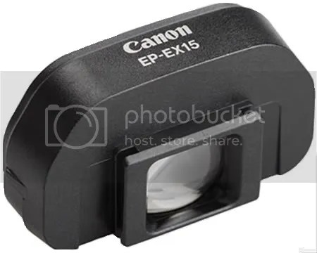 Canon EP-EX 15