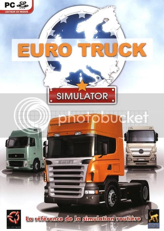 Euro Truck Simulator 2 (1/6)