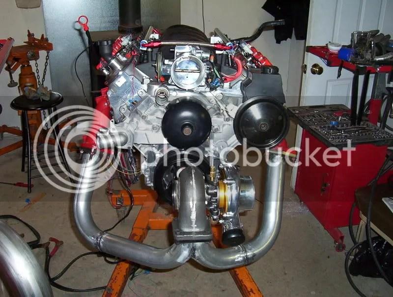 Twin Turbo Kit 2004 Mustang 5 4