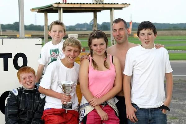 Team DPRS - Will, Max, Sam, Jade, Dave, Mathew