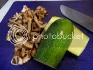 Prep your veggies.