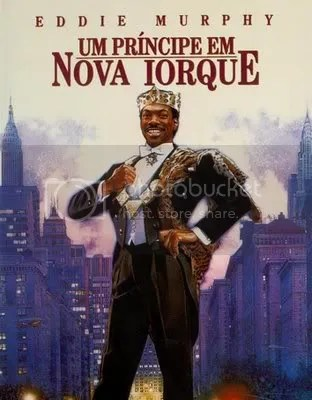 Poster do filme Um Príncipe em Nova York