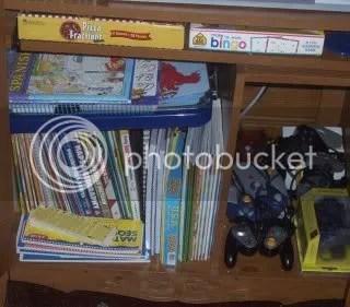 Lots of workbooks, I know...