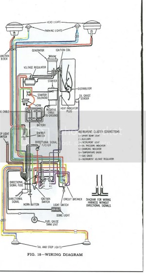 69 cj5 v6 wiring diagram  JeepCJ Forums
