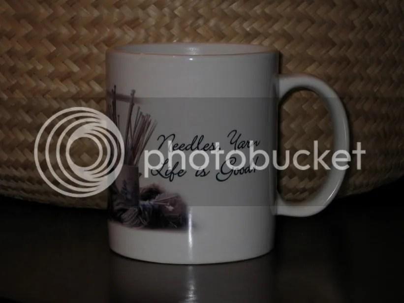 mug from Fiberworks (Dayton, OH)