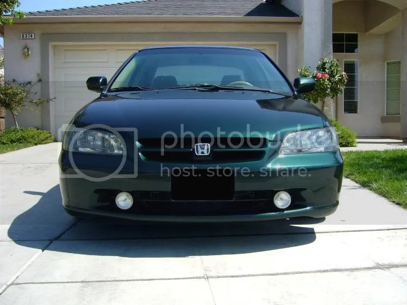 Suspension Honda Sedan Accord 1999