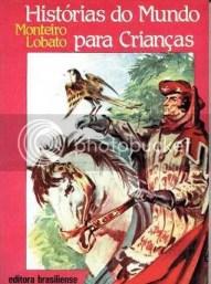 Histórias do mundo para crianças, de Monteiro Lobato