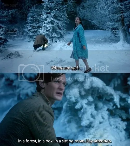Doctor Who - The Doctor, the Widow and the Wardrobe