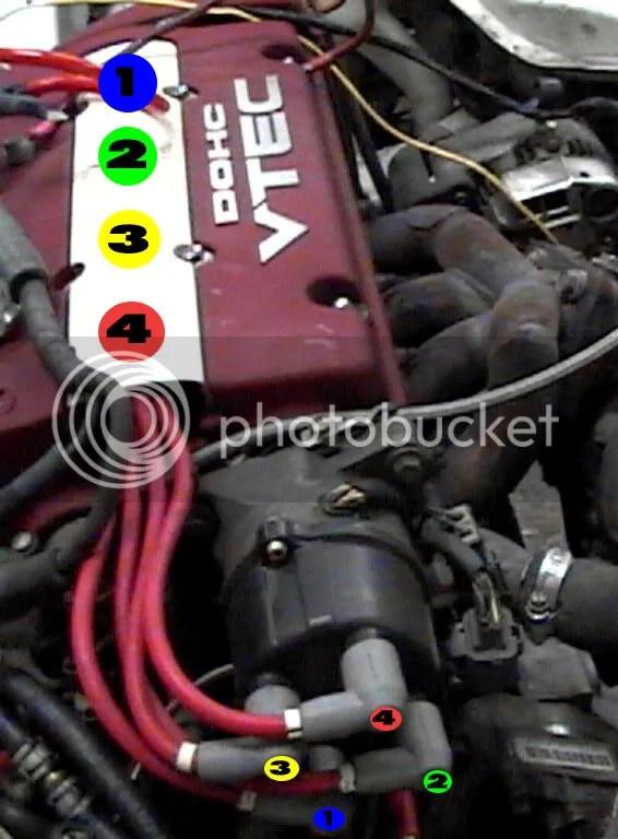 Integra 91 Acura Firing Order