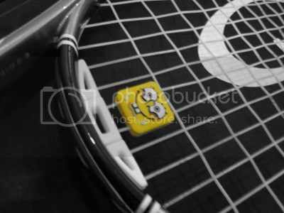 Color Accent Yellow to brighten up Spongebob on my tennis racquet :P