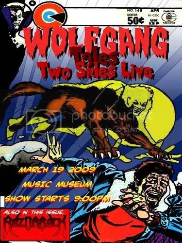 Wolfgang 2 sides live