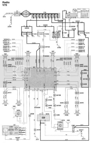 Wiring Diagram For Sc816  Audio and Video  Volvospeed Forums