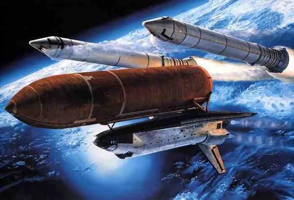 Favorite space art by NASA