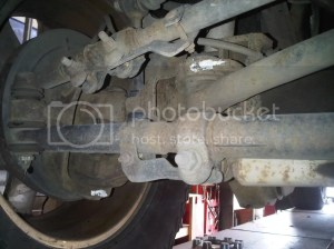 Track bar joint?  Ford Truck Enthusiasts Forums