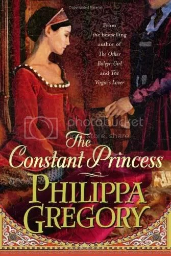 The Constant Princess cover