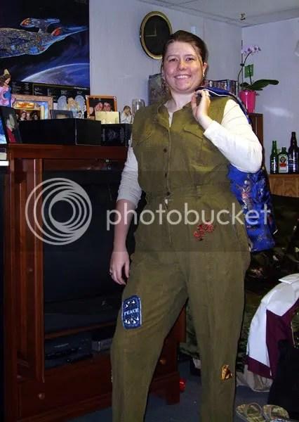 In my Kaylee Frye costume