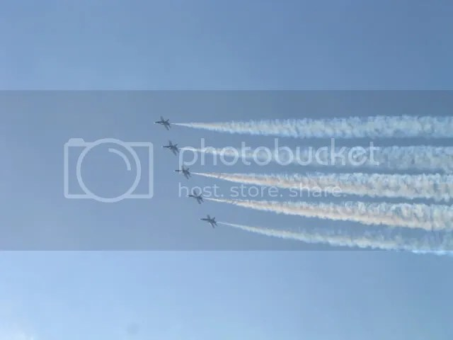 Old Blue Angels